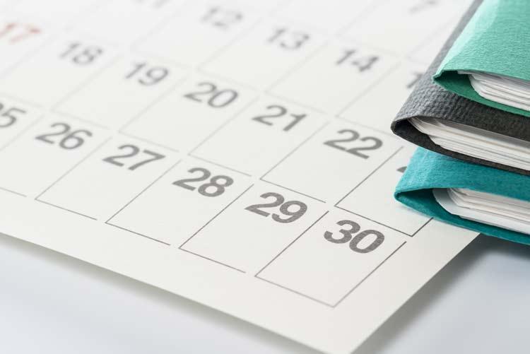 Calendar II
