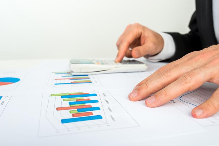 Options Trader and charts