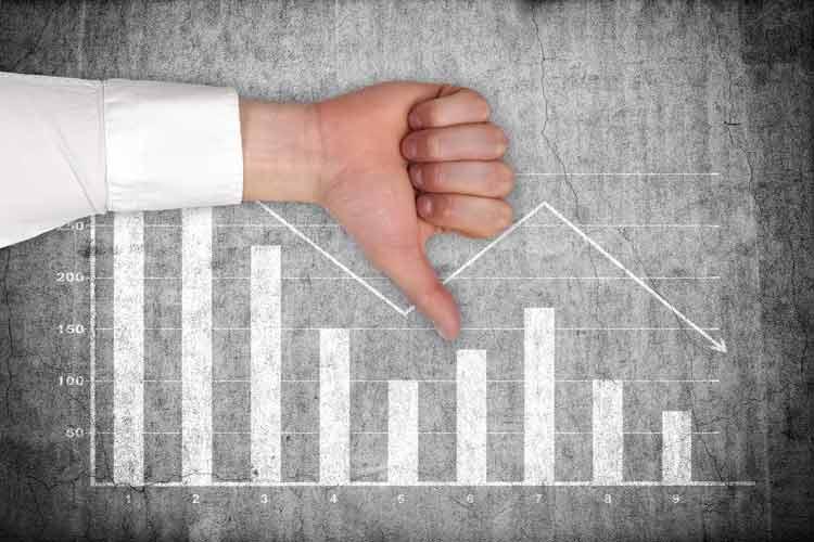 Double-Downgraded Pharma Stock Sinks 64%