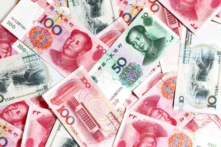 Chinese Yuan Photo