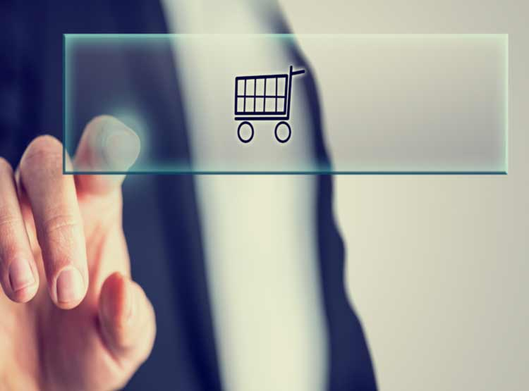 eCommerce and the US equity market