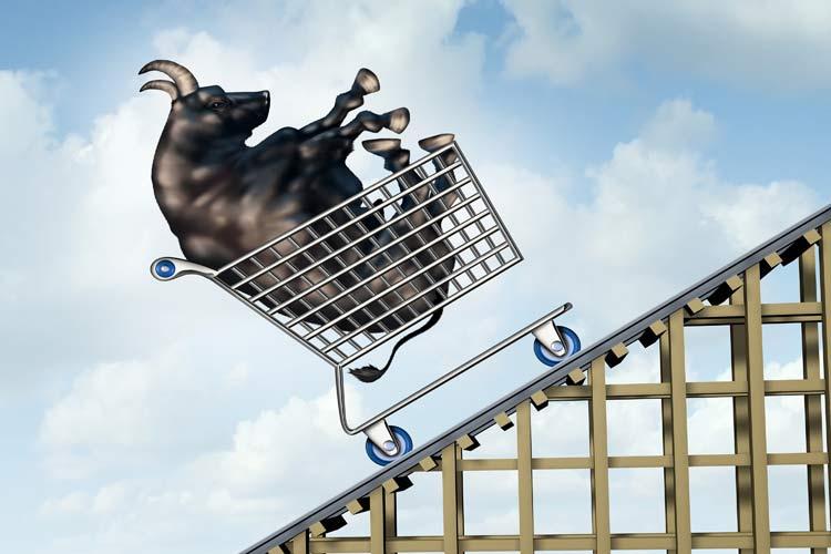 Bull-roller-coaster